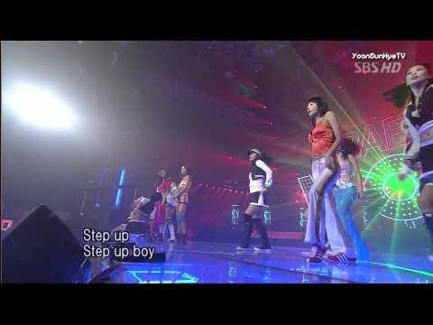 [1080p] Yoon Eun hye - Baby V.O.X -Xcstasy & Play Remix -April 18, 2004