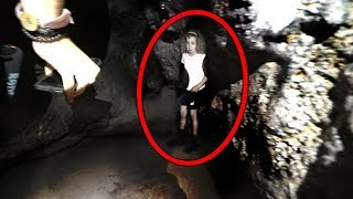 5 Scary Things Found in Caves and Mines, Caught On Tape
