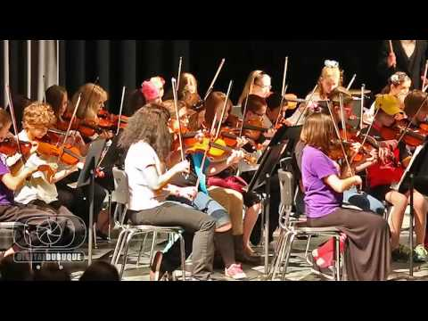 Dubuque Eleanor Roosevelt Middle School Concert - O ...