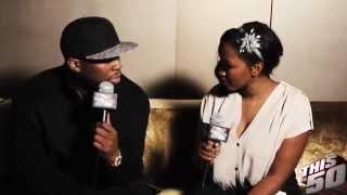 """50 Cent Talks """"Power""""; Omari Hardwick; """"Animal Ambition"""""""