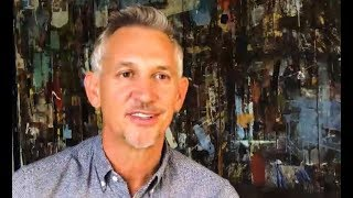 EXCLUSIVE INTERVIEW | Gary Lineker: Messi is 'not a human being'