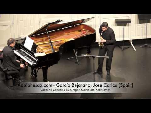 Garcia Bejarano, Jose Carlos Concerto Capriccio by Gregori Markovich Kalinkovich