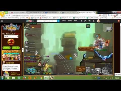 [Video Gunbao] Trận đấu 3 vs 3 chiến thắng team 3 Kazami B