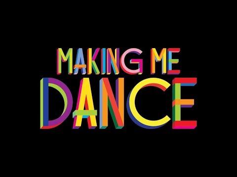 Wild Youth  - Making Me Dance (Lyric Video)
