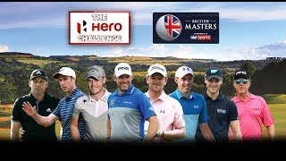 Hero Challenge 2017 - British Masters supported by Sky Sports