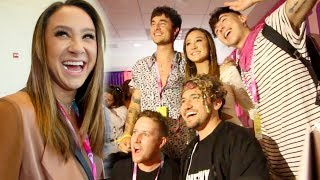 SHE SHOCKED ALL EX-ROOMMATES!! (REUNION)