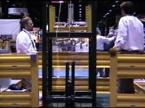Guillotine Promat Demonstration 2005