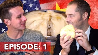 Chinese Breakfast - Quest For the Best Chinese in the USA : Episode 1