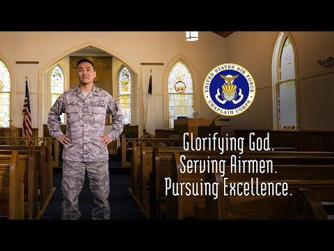 Air Force Reserve Chaplain