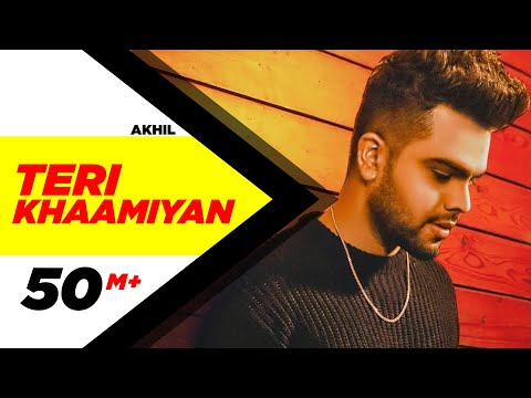 Teri Khaamiyan (Official Video) AKHIL - Jaani - B Praak