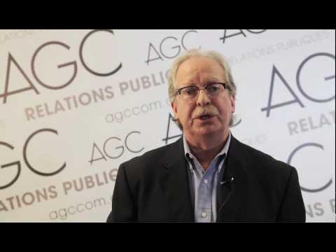 Ahmed Galipeau, Président d'AGC Communications