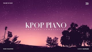 The Best of KPOP Vol.2   1 Hour Piano Collection for Study