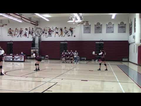 NCCS - PHS Volleyball  4-23-21