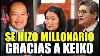 ¡KEIKO SE HUNDE MAS! SAM YUEN, EL APORTANTE FANTASMA DE KEIKO QUE SE HIZO MILLONARIO GRACIAS A...