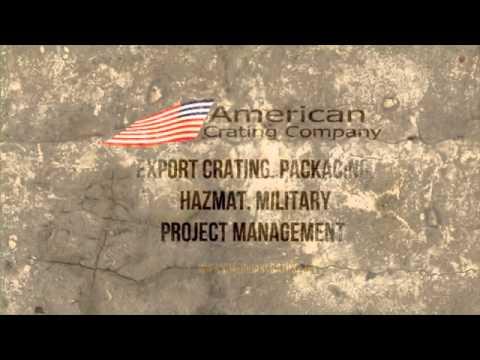 American Crating Company Rocks!