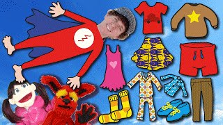 Clothing Song For Kids | Learn 15 Words | Learn English Kids - YouTube