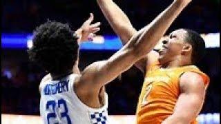 #8 Tennessee vs #4 Kentucky Basketball Highlights | 2019 SEC Tournament