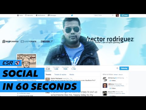 Social in 60 Seconds | September 7, 2016