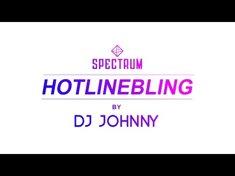 [JSS] 161001 SPECTRUM DJ Johnny-Hotline Bling