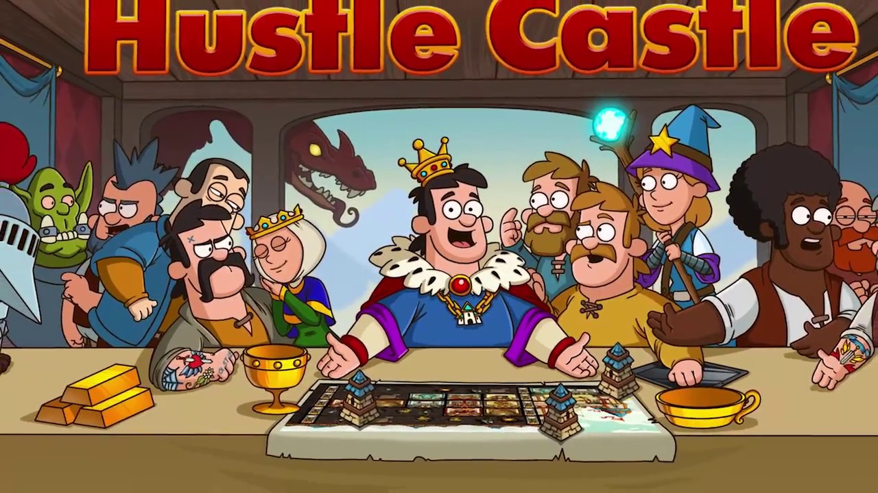 Play Hustle Castle: Fantasy Kingdom on PC 2