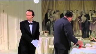 La vida es bella (1997) - Comida rápida