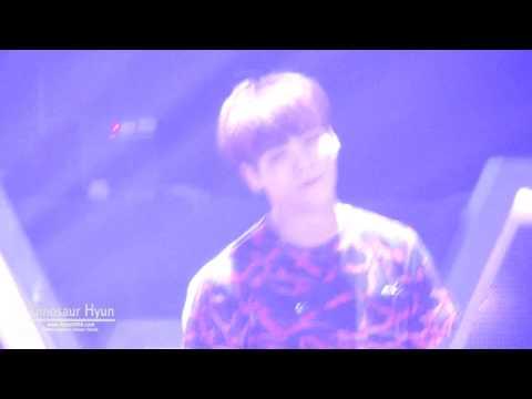 【DH獨家】121027 shinee world concert2 in HK 我愛過的名字 主鐘鉉.mp4