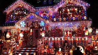 Le concours de la plus belle maison de Noël !