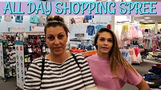 ALL DAY SHOPPING SPREE VLOG! SHOULD EMMA GET A NEW iPHONE?