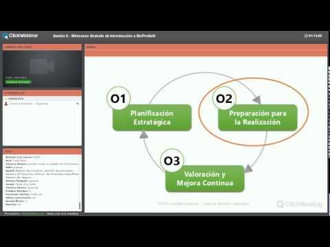 Curso de Introducción a MoProSoft Sesion 2