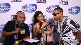 Ludacris On Furious 8 Backstage At Powerhouse 2015