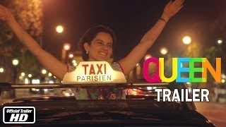 Queen | Official Trailer | Kangana Ranaut | Full HD | 7th Mar, 2014