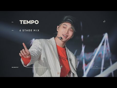 TEMPO KAI COMPILATION (6 STAGE MIX)