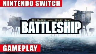Battleship Nintendo Switch Gameplay