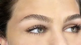 PERFECT BROW - HAIR STROKE TECHNIQUE
