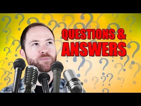 Your Questions Answered! | Idea Channel | PBS Digital Studios