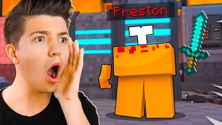Minecraft Among Us but the Impostor Has 10 IQ... *its me*