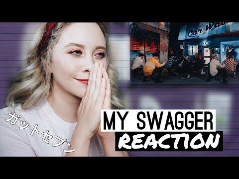 GOT7 - My Swagger MV Reaction! 最高!