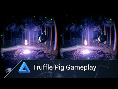 Truffle Pig Gameplay on Oculus Rift