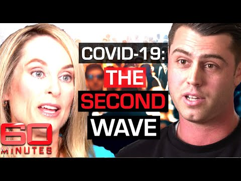 Fears of a deadly COVID-19 second wave if lockdown is lifted too early | 60 Minutes Australia