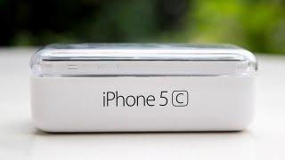 iPhone 5C Auspacken & Einrichten (Unboxing & Setup) - felixba94