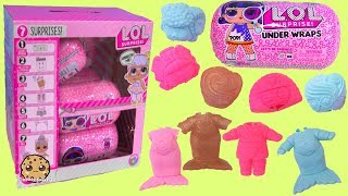 Jelly Layer Dress Up LOL Surprise Blind Bag Capsules ! Eye Spy Under Wraps