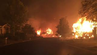 Santa Rosa fire: Fountaingrove neighborhood