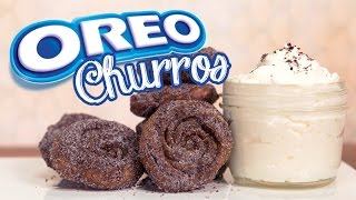 How to Make Oreo Churros At Home | Eat the Trend