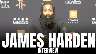 "James Harden Calls Out Houston Rockets: ""I Love This City... But I Don't Think It Can Be Fixed"""