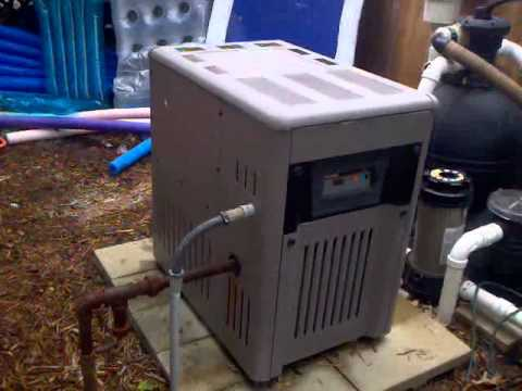 Hayward Natural Gas Pool Heater H150 150 000 Btu 500