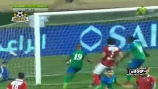 هدف مبارة الاهلى و مصر المقاصة الاسبوع الرابع     -