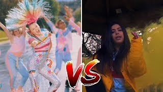 JoJo Siwa - D.R.E.A.M VS Sophia Grace - Can't Sleep