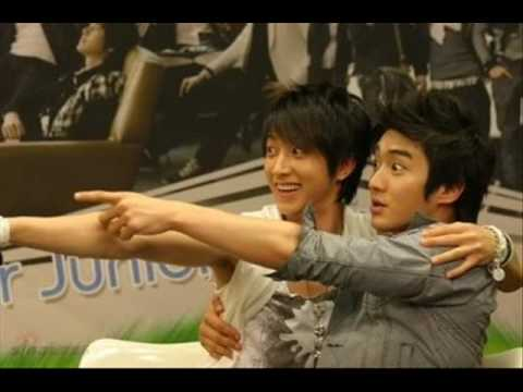 Super Junior M Couple Cuteness!