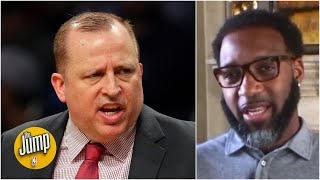 The Jump reacts to Tom Thibodeau becoming the Knicks' head coach | The Jump