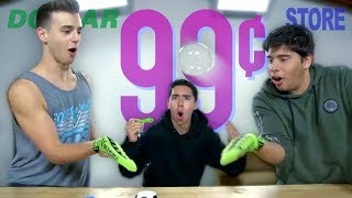 The 99 Cent Store Challenge!